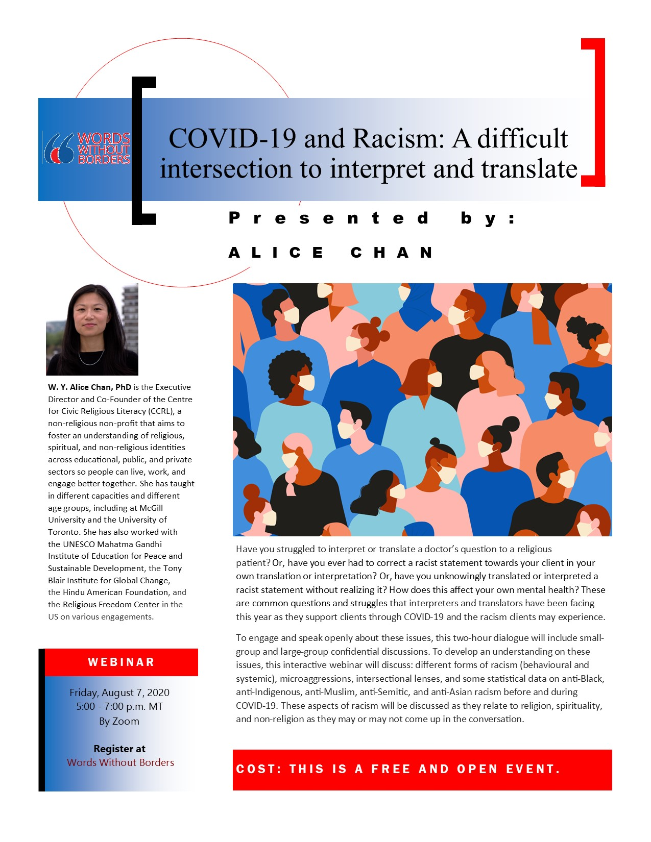 COVID-19 and Racism